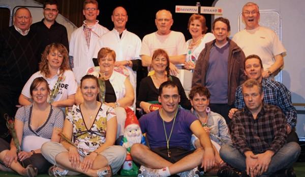 Toneelvereniging Micro groep 2010