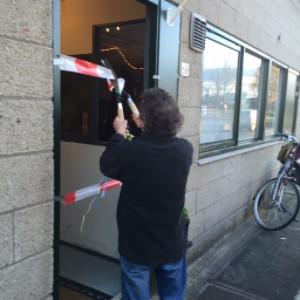 Opening La Loupe