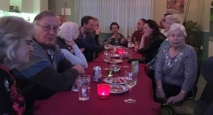 nieuwjaarsbijeenkomst La Loupe